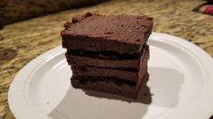 Personal Chocolate Banana Layer Cake