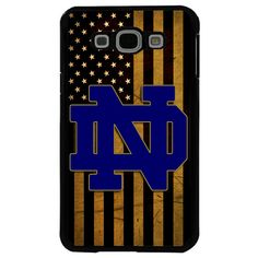 Vertical Notre Dame Fighting Irish Wallpapers Samsung Galaxy A8 Plus Case | Republicase