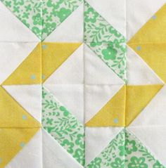 Farmer's Wife Quilt Block 107 Windblown Square Book Page 107 Lesson Four.   Pretty by Hand -