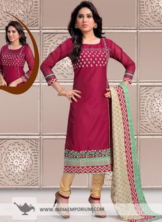 Latest indian party wear salwar kameez for women. Shop online in india, uk, usa, canada. Grab this chanderi embroidered work readymade suit. Churidar Suits, Patiala Salwar, Anarkali Suits, Designer Salwar Suits, Designer Anarkali, Latest Salwar Kameez Designs, Palazzo With Kurti, Navy Blue Suit, Stylish Suit