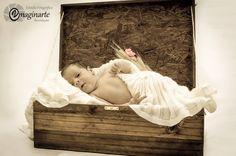 Bebê vintage.