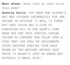 Basically. This happens EVERY SINGLE EPISODE, and I gotta say, it's great!