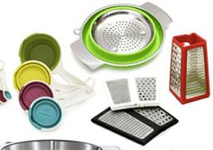 5 Collapsible Tools for Small Kitchens