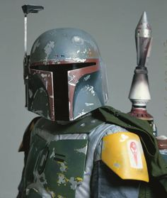Boba Fett is possibly the most popular character of the original Star Wars sage. The man with no face left viewers hungry to know more, so much so that multiple back stories surfaced throughout the Star Wars books and comics and of course, the prequel films. Donning Wookie scalps that hung from his shoulder, a jetpack and battle damage all over his armor, Boba Fett would become a science fiction icon that has kept viewers of all ages intrigued and hungry for more.