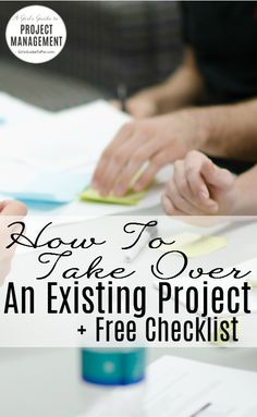 How to Take Over An Existing Project - Let me guide you through how to assess the state of the project you've inherited. We've got a lot to get through so here's what we are going to cover in a little clickable table of contents.