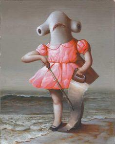 aniela sobieski shark girl