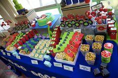 Caramelo Party: Fiesta de Angry Birds Space