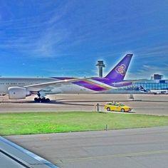 how to cancel thai airways ticket