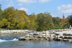 Buck Creek Whitewater Park at Snyder Park - Springfield, Ohio