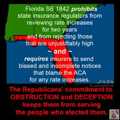 Rick Scott up to more mischief and Floridians are the ones who suffer!!