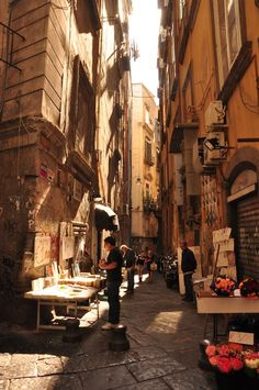 Bella Napoli!   Ten of the Most Beautiful Cities in Italy.