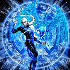 Saint Walker Blue Lantern / Adara Entity