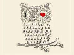 Loving owl!