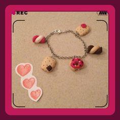 Bracelet chaîne gourmand