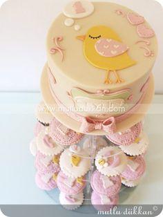Mutlu Dükkan - Butik Kurabiye, Cupcake ve Pastalar