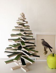 33 Clever DIY Christmas Tree Ideas | DeMilked