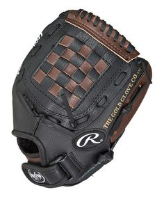 Love this Players Series 11'' Baseball Glove - Kids by Rawlings on #zulily! #zulilyfinds