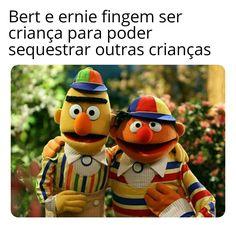 Lol Memes, Bert & Ernie, Pokemon, Haha, Funny, Offensive Humor, Anime Expo, Sesame Streets, Stupid Jokes