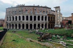 Teatro di Marcello: The Theater of Marcellus in Rome - An American in Rome
