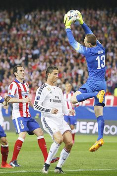 MADRID: Atletico Madrid goalkeeper Jan Oblak produced a heroic performance to repel holders Real Madrid and help secure a 0-0 draw in their Champions League ...