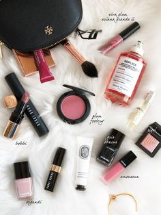 The Beauty Look Book: The Fall Transition Makeup Bag