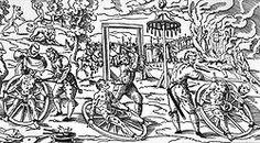 Breaking wheel - Wikipedia, the free encyclopedia