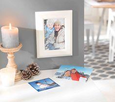 Gestaltet zauberhafte Accessoires aus euren Fotoabzügen oder rahmt eure Erinnerung ein.  So könnt ihr ganz einfach ein individuelles und persönliches Geschenk gestalten.