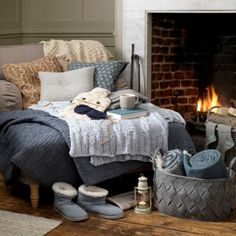 With the nights drawing in and the weather on the turn, we could all do with a little hygge happiness in our lives; here are some top tips to get you started!