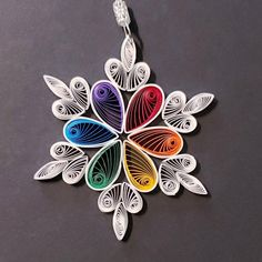 12 Awesome Paper Quilling Jewelry Designs To Start Today Neli Quilling, Paper Quilling Flowers, Paper Quilling Jewelry, Paper Quilling Patterns, Quilled Paper Art, Quilling Paper Craft, 3d Paper Crafts, Quilling Ideas, Paper Quilling For Beginners
