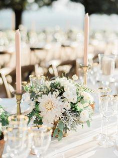 Planner: http://weddingsintuscany.info | Photography: http://www.etherandsmith.com | Florist: http://www.jardindivers.it | Wedding dress: http://www.yolancris.com | Read More: https://www.stylemepretty.com/vault/image/6695818