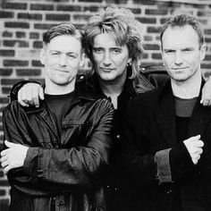 Bryan Adams , Rod Stewart & Sting - All For Love (Soundtrack Three Musketeers ) | Lagu Barat