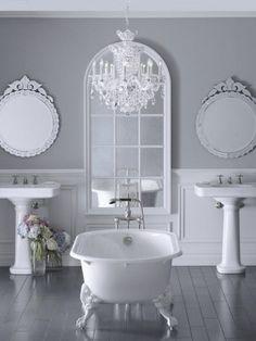 Fundamenta – Otthonok és megoldások 27 álomszép elegáns fürdőszoba - Fundamenta - Otthonok és megoldások