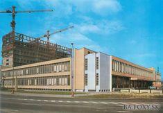 Bratislava, Nostalgia, Louvre, Building, Travel, Viajes, Buildings, Destinations, Traveling