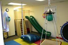 sensory space - resource (equipment, design, set-up etc.)