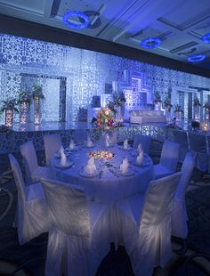 Jumeirah at Etihad Towers Hotel, Abu Dhabi - Honeymoon Destinations - Mezzoon Ballroom Wedding