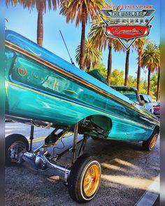 64 Impala Lowrider, Chevrolet Impala, Chicano, Pimped Out Cars, Arte Lowrider, Lo Rider, Cholo Art, Amazing Cars, Chevy Trucks