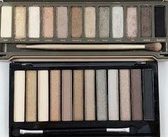 Make-up Revolution-Dupe Liste ! - ConfessionOfaGirl - Make up - Makeup Revolution Iconic, Makeup Revolution Palette, Revolution Highlighter, Urban Decay, Dupe Makeup, Makeup Brush Set, Blush Makeup, Bridal Makeup, Beauty Box