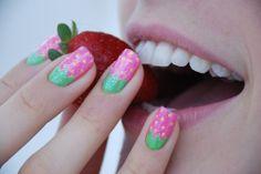 cute & fruity nails