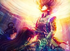 Inspiring Concept Illustrations by Mario Wibisono