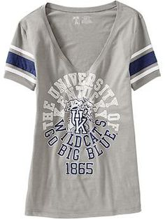 Women's College Team Tees | Old Navy