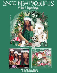 Carmen designs: Nina's Gift