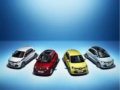 Photos de la Renault Twingo 3 avant le salon de Genève 2014