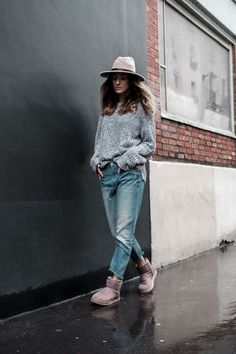 How to wear UGG ? La Revue de Kenza by Kenza Sadoun el Glaoui