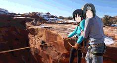 naruto funny gifs - The real reason why Sasuke hates Itachi