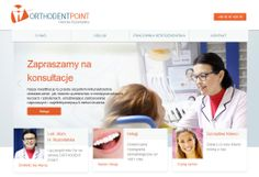 New Featured Website Launched: http://OrthodentPoint.pl/ For more than 30 years ORTHODENT POINT Private Practice Dental-Orthodontic Henryka Rożentalska have been providing patients with high quality of service to achieve a beautiful and healthy smile.