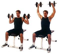 The Best Dumbbell Workouts - Arms And Upper Body | Men's Health Singapore