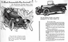 1914 Vaughn Automobile Advertisement