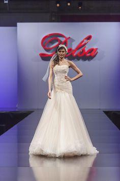 Delsa Couture collection - D6519