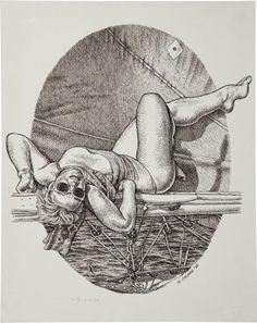Original Comic Art:Splash Pages, Robert Crumb Art & Beauty Pin-Up Page Original Art(Kitchen Sink, Robert Crumb, Drawing Sketches, Art Drawings, Fritz The Cat, Comic Artist, Erotic Art, Illustrator, Original Art, Pin Up