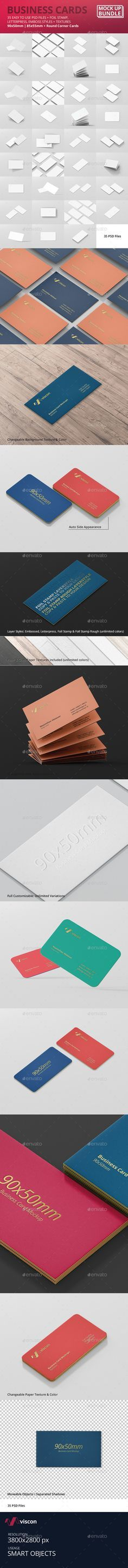 50 best package design mock up graphics images on pinterest buy business card mock up bundle by visconbiz on graphicriver 35 photorealistic high quality business card psd mockup for print design portfolio reheart Gallery